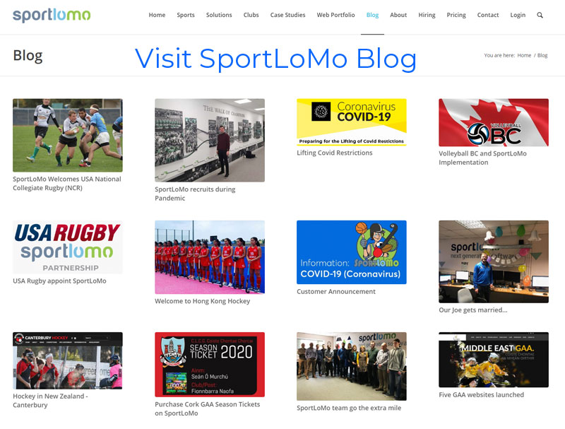 Visit SportLoMo Blog for Latest News